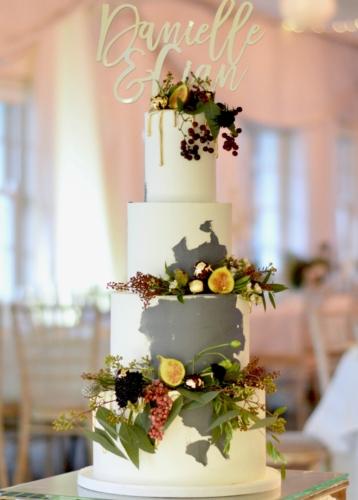 Cian O'Sullivan Dublin Footballer Wedding Cake